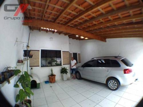 Imagem 1 de 18 de Casa Com 3 Dormitórios À Venda, 125 M² Por R$ 297.000,00 - Quiririm - Taubaté/sp - Ca0092