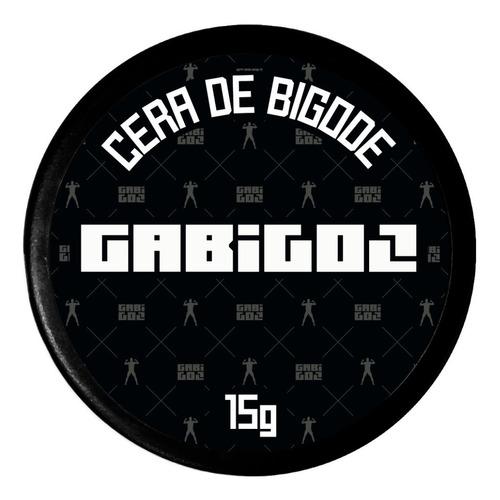 Imagem 1 de 1 de Cera Para Bigode Masculino Oficial Gabigol 15g