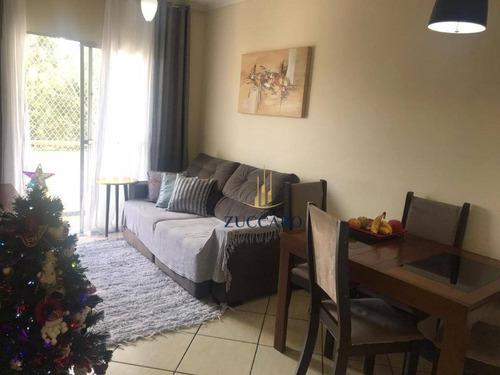 Apartamento Com 2 Dormitórios À Venda, 72 M² Por R$ 230.000 - Vila Galvão - Guarulhos/sp - Ap14881