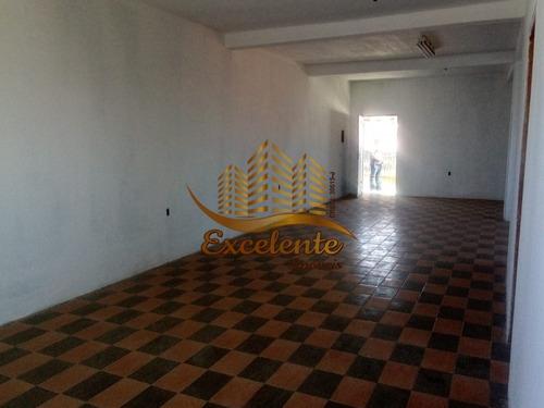 Comercial - Aluguel - Jardim Santana - Cod. 160 - L160