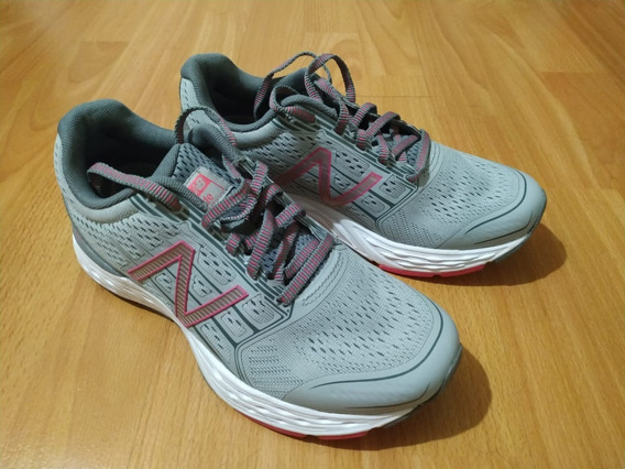 Zapatillas Dama New Balance, Running W680lg5 Únicas En Ml!!
