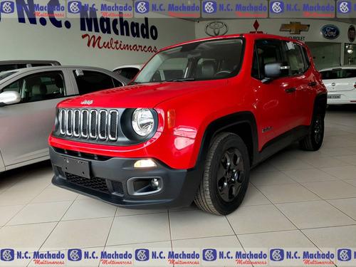 Imagem 1 de 3 de Jeep Renegade 1.8 16v Flex Sport 4p Automático