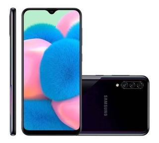 Samsung Galaxy A30s 64gb Dual And 9.0 4gb Ram Cam Tripla