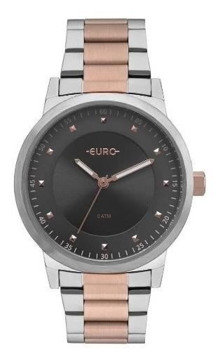 Relógio Feminino Euro Analógico Bicolor Trendy Eu2036yn C/nf