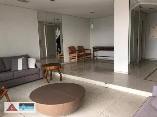 Imagem 1 de 29 de Apartamento À Venda, 153 M² Por R$ 1.190.000,00 - Tatuapé - São Paulo/sp - Ap6120