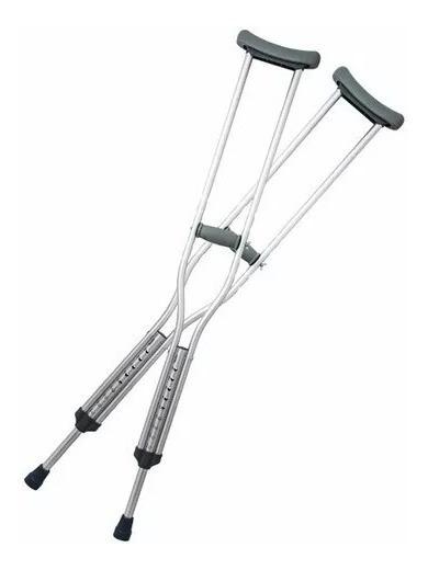 Muletas De Aluminio Ortopedicas
