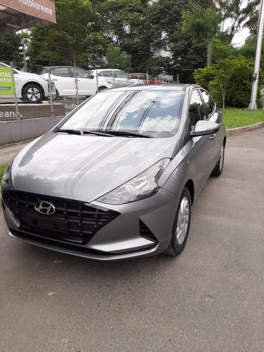 Hyundai Hb20s Accent Advance Mecánico