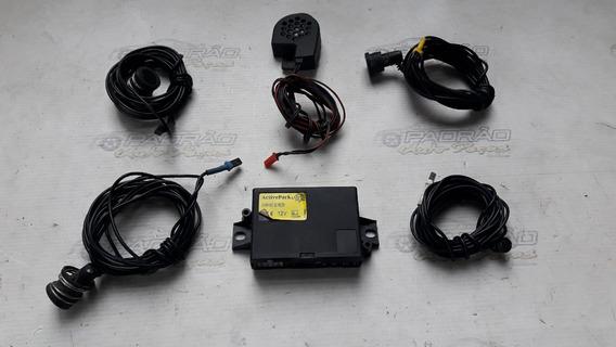 Kit Sensores Estacionamento Módulo E Sirene 307 Leia Abaixo