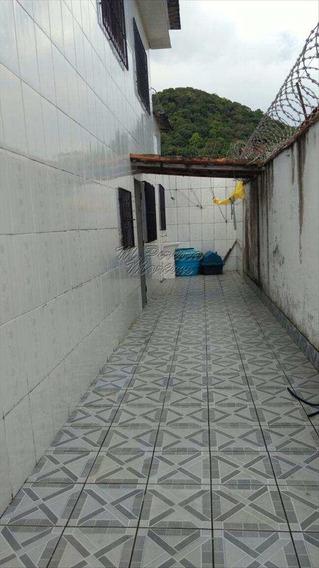 Itaocacasageminada, Sobrado, Vila3 Dormitórioscasa Excelente Com 03 Dormitórios No B. Itaoca/mongaguáref. 615 - V615