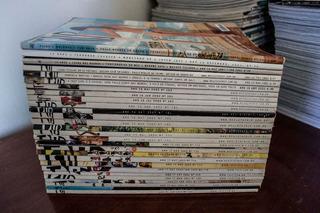 Coleção 28 Revistas Trip #revista #trip
