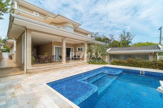 Casa Com 4 Dormitórios À Venda, 430 M² Por R$ 1.706.000,00 - Jardim Paiquerê - Valinhos/sp - Ca6689