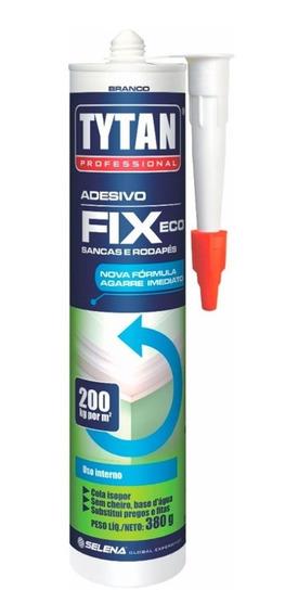 Adesivo Montagem Fix Eco Para Ambiente Interno Branco 380g-t
