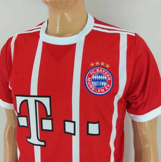 Uniforme De Futbol Bayern Jersey Playera Short Nacional