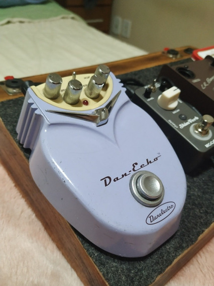 Pedal Delay Dan Echo Danelectro
