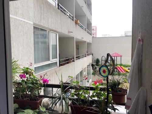Departamento En Arriendo Angamos / Metro Santa Isabel, Santi