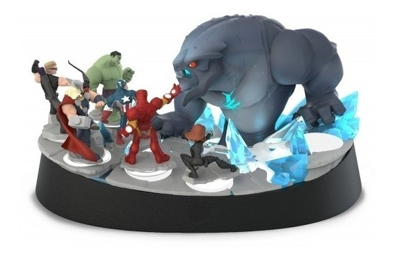 Disney Infinity: Marvel Super Heroes 2.0 Collector Solo Base