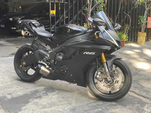 Yamaha Yzf R6 600cc 2019 Impecable