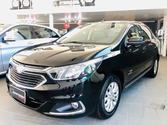 Chevrolet Cobalt 1.8 Elite Aut. 4p 2018 - Financiamos!