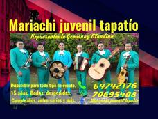 Mariachi Juvenil Tapatio Tel.70695408