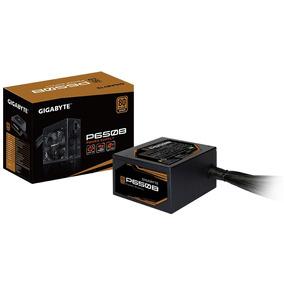 Fonte Gigabyte 650w 80 Plus Bronze - Gp-p650b/br