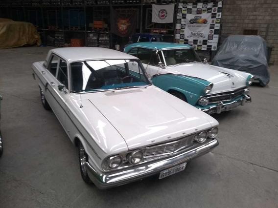 Fairlane 64 Não É Impala, Camaro, Mustang, Maverick, Opala