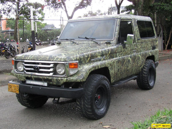 Toyota Land Cruiser Carevaca 3200 Cc Mt 4x4