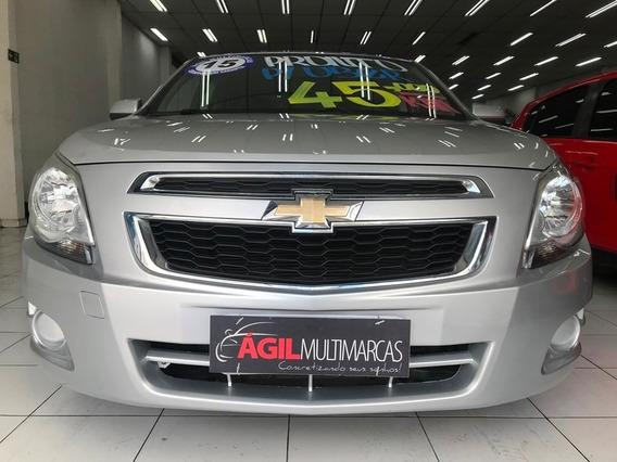 Chevrolet Cobalt Lt 1.8 2015 Automático Único Dono