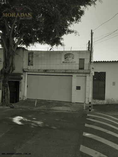 Ponto Comercial Para Venda Em São Paulo, Jardim Helga, 2 Dormitórios, 3 Banheiros - 1972_1-1531315