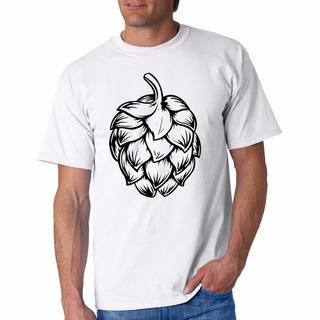 Remera Cerveza Artesanal Lupulo Ponele El Logo De Tu Marca!