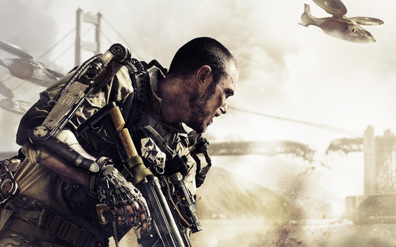 Call Of Duty Advanced Warfare Ps3 Pt-br