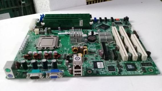 Placa Mae Dell Poweredge 830 Cn- D9240 0d9240