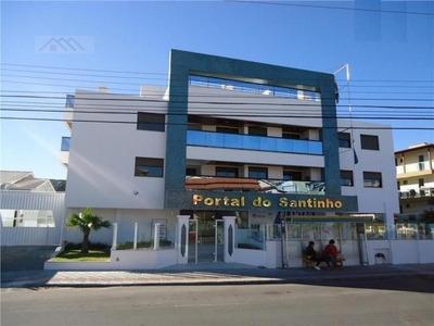 Apartamento A Venda No Bairro Ingleses Do Rio Vermelho Em - Ap267-5021