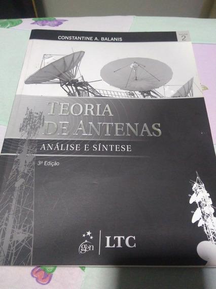 Teoria De Antenas (balanis)