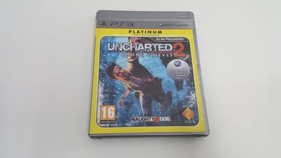 Uncharted 2 Among Thieves - Ps3 - Português Pt