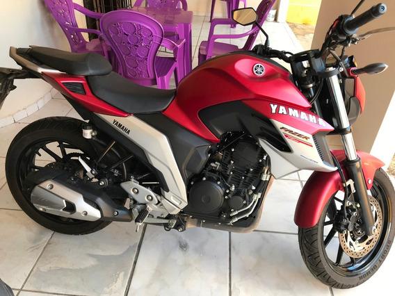 Moto Yamaha - Fz25 - Fazer 250 Abs - 2018/18