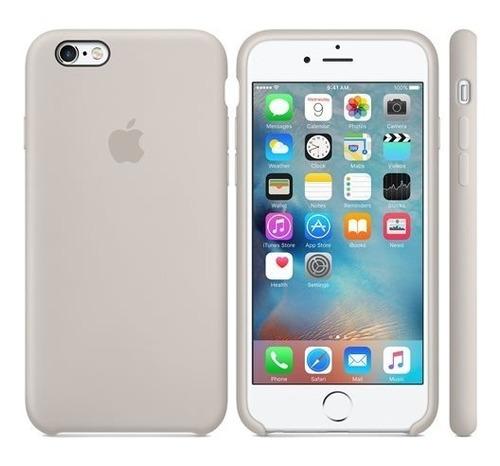 Forro Apple De Silicon iPhone  6plus
