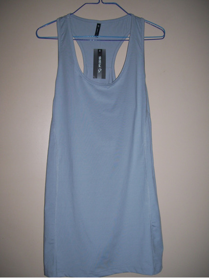 Musculosa Deportiva Mujer Talle L Marca R.g.s