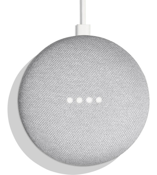 Google Home Mini Caixa De Som Assistente