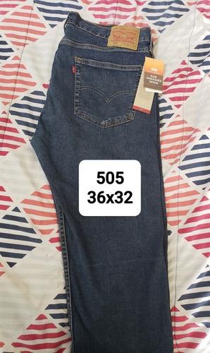 Pantalon Levis 505 Original Diferentes Tallas Nuevo Mercado Libre