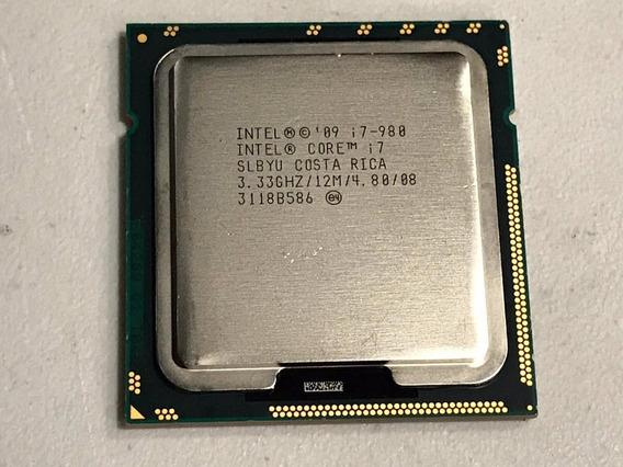 Processador Intel Core I7 980 3.33ghz Lga 1366