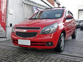 Chevrolet Agile Ltz 1.4 Mpfi 8v 2013
