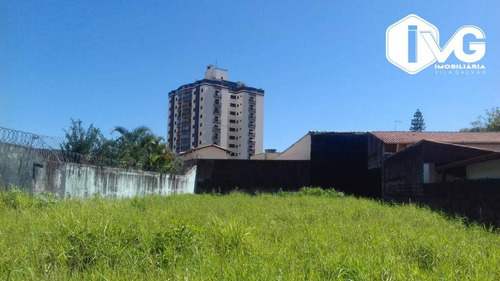 Imagem 1 de 3 de Terreno, 600 M² - Venda Por R$ 1.200.000,00 Ou Aluguel Por R$ 5.000,01/mês - Vila Rosália - Guarulhos/sp - Te0212