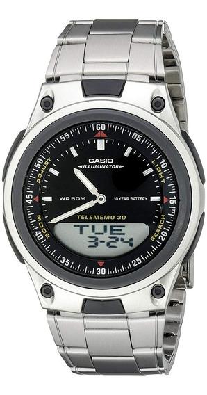 Casio Illuminator Reloj Sport Hombre Aw80d-1avcb Ng