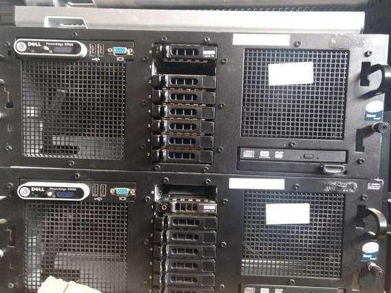 Servidor Dell R900 2x Six Core 128gb