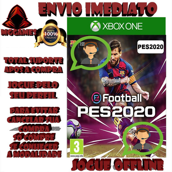 Pes 2020 - Xbox One Midia Digital#1