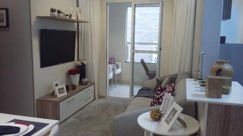Apartamento Com 2 Dormitórios À Venda, 43 M² Por R$ 230.000,00 - Pirituba - São Paulo/sp - 5424