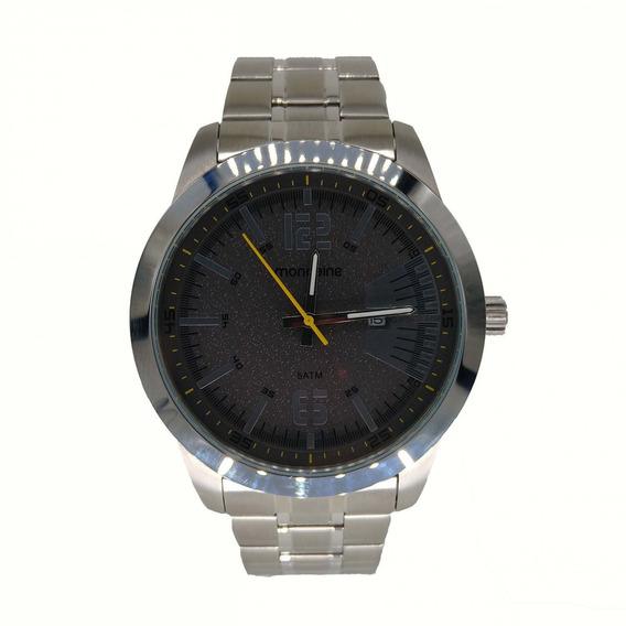 Relógio Mondaine Masculino Calendário