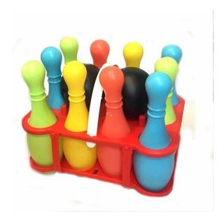 Juego De Bolos Bowling Plastico X10 Duravit - Sharif Express
