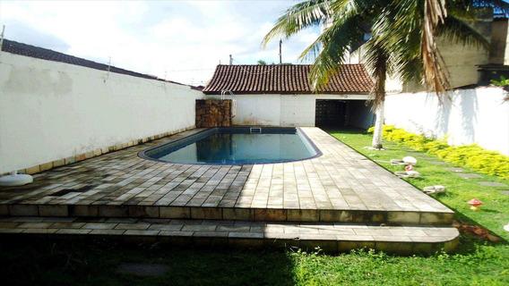 Casa Em Mirim, Praia Grande/sp De 134m² 4 Quartos À Venda Por R$ 700.000,00 - Ca341786