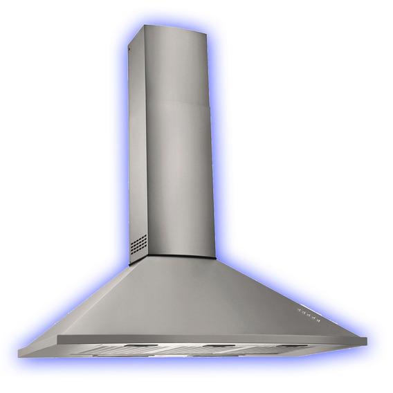 Campana Cocina Tst Lanin 60cm Pared Sin Salida Exterior - Envío Gratis + Cuotas
